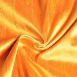 Raw Silk 44 Inch Dupion Fabrics, Gsm: 20