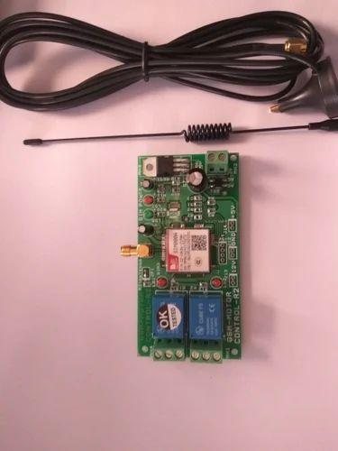230v GSM Based Motor Starter Control- Single Phase, Rs ...