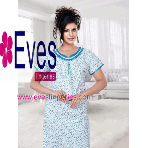 774eaf87c0 Embroidered Cotton Nighties