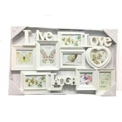 Plastic Collage Photo Frame