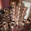 Copper apple pot