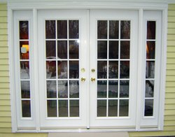 Upvc Casement Twin Sash Doors & Window, Exterior