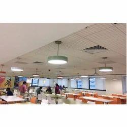 Restaurant False Ceiling Service