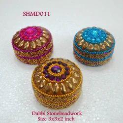 Dabbi Stonebead Work