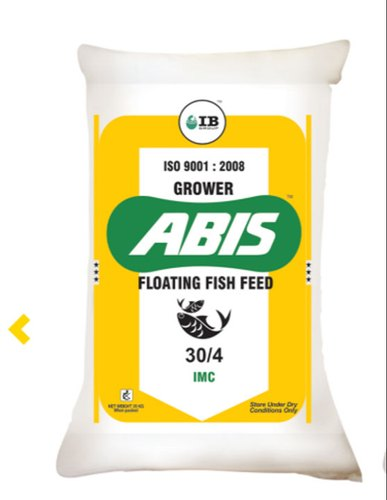 ABIS GROWER IMC 3mm Fish Feed Protein 30 Fat 4 35Kg Bag