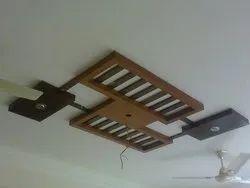 Metal Ceiling Work