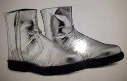 Aluminised Shoes