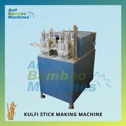 Bamboo Kulfi Stick machine