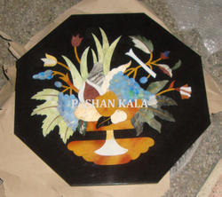 Exclusive Marble Inlay Wall Panel