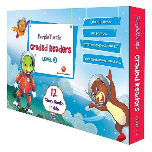 Popular Graded Reader Level 3 Learn English At Rs 1150 Pack