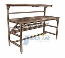 Extruded Aluminium Workbench