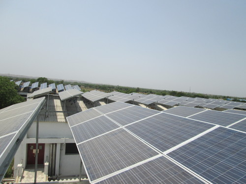 Solar Power Solutions Industrial Solar Power Plant