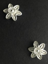 Silver Studs Earrings ER061