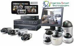 Honeywell CCTV Dome & Bullet Camera System