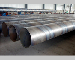 Butt Welding Pipe with Filler Material