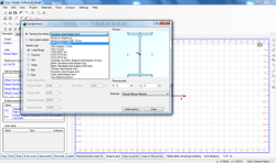 Cross Section Calculation Software