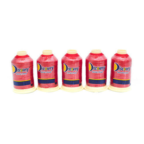 Discovery Polyester Embroidery Threads At Rs 300 Box Polyester