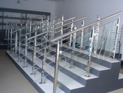 Metal Stair Railings