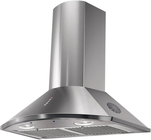 Faber 60 cm 1295 CMH Wall Mounted Kitchen Chimney, (Tender 3D T2S2 Max LTW 60)