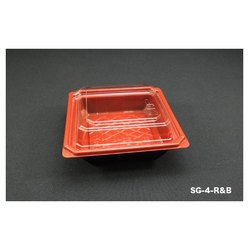 SG-4-R&B Plastic Container