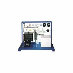 Vapour Compression Refrigeration Test Rig