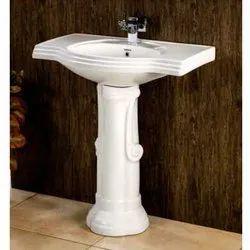 Glory Pedestal Wash Basin
