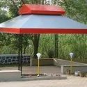 Outdoor Gazebo Tensile Structure