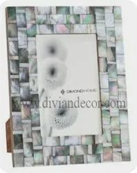Mother of Pearl Inlay Picture Frames
