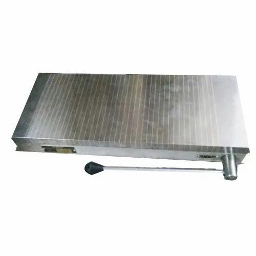 Magnetic Chuck - Permanent Magnetic Chuck Manufacturer from Mumbai