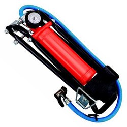 Foot Operated Air Pump Heavy Duty With Pressure Gauge