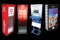 Promotional Charging Station ACRYLIC, ACP, PVC