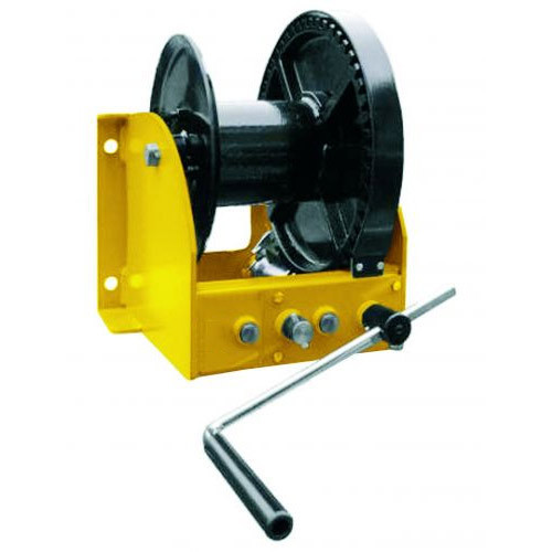 Wall Type Winches, Capacity: 250 To 5000 Kg