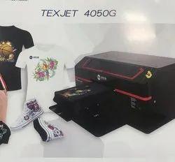 T Shirt Direct Fabric Printer