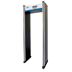 ESSL D3180S 18 Zones Standard Walk Through Metal Detector