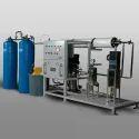 MFG Reverse Osmosis Plant