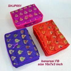 Jewellery Pouch Banarasi FB