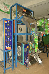 Automatic Dhall Pouch Packing Machine
