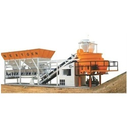 Pan Type Concrete Batching Plant