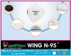 Wing N-95 Face Mask