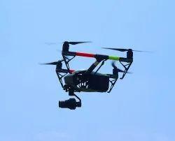 DJI Inspire 2 Drone Photography Service, Pan India