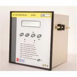 Microprocessor Based Under/Over Voltage Relay 3W