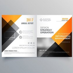 2-4 Days Paper Booklet Designing Printing Services
