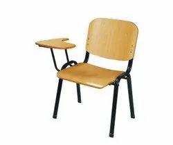 FRP Single Writing Chair