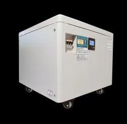 Three Phase Tsi 50 Kva Vrp Igbt Based Stabilizer, Current Capacity: 66, 370-470