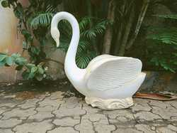 FRP Duck Garden Planter