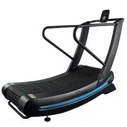Curve Exercise Treadmill