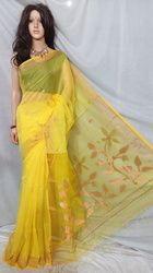 Resom Linen Saree