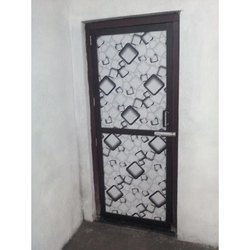 Standard White Bathroom Doors