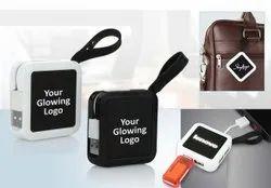 Handy USB Hub With Logo Highlight