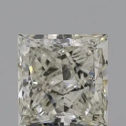 Princes Cut CVD Diamond 2.00ct I VS1 IGI Certified
